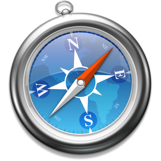 Apple Safari Symbol
